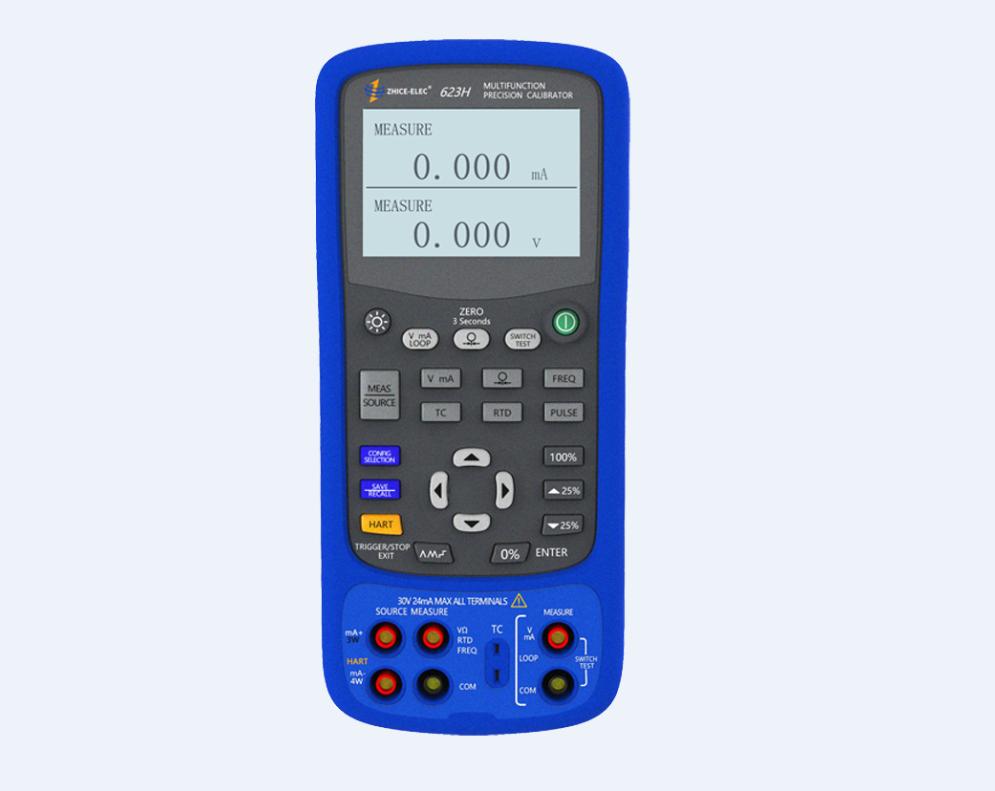 623H多功能过程校验仪