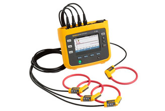 Fluke 1736 电能质量记录仪