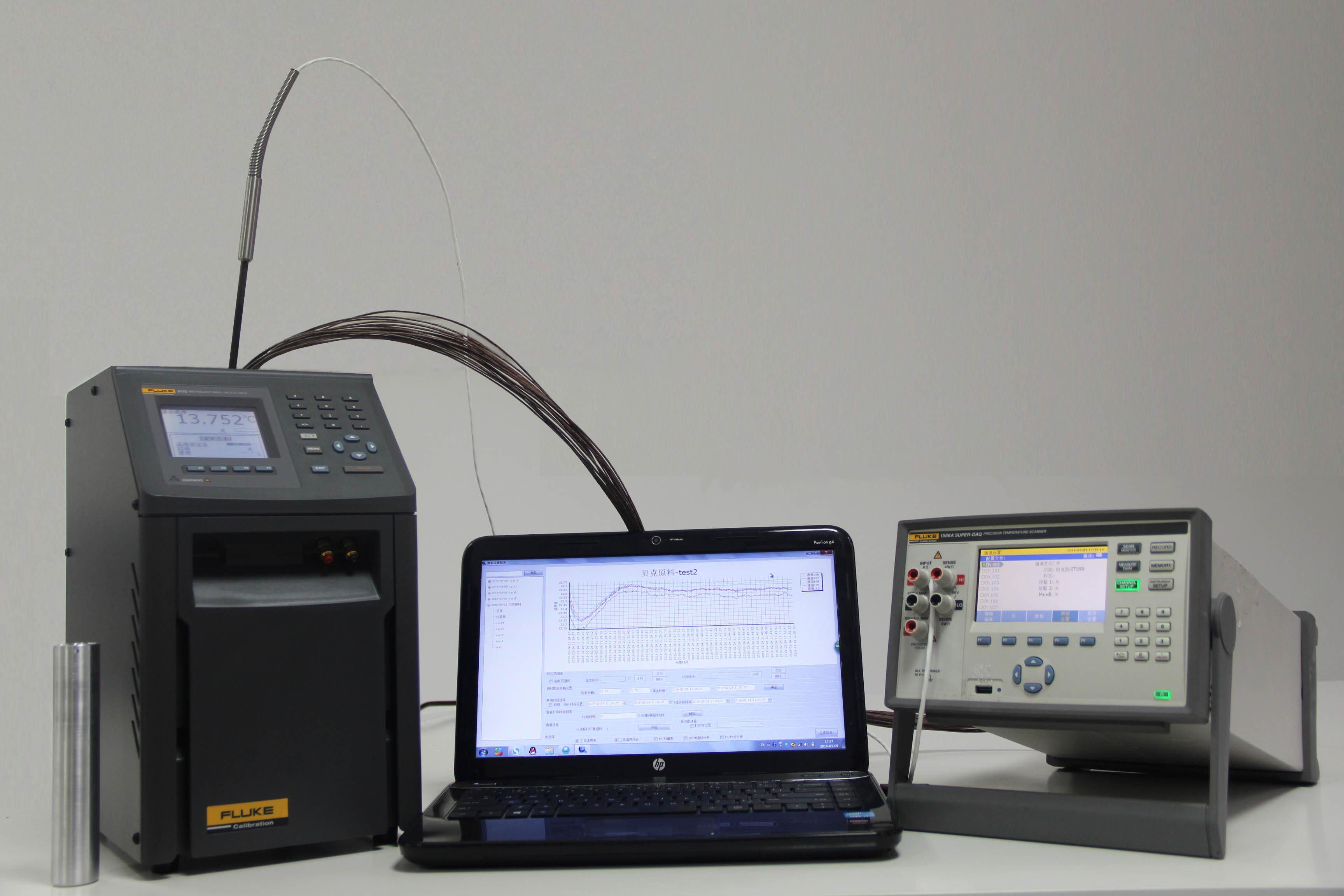 1586A/VS有线温度验证系统